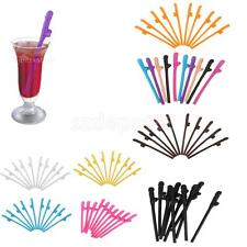 10pcs Hen Party Stag Night Supplier Willy Penis Dicky Drinking Sipping Straws