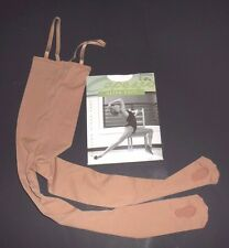 New in Package Capezio 1818 Light Sun Transition Bodytights Ladies Ultra Soft