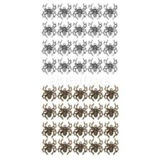 20pcs Antique Bronze/Silver Spider Insect Charm Bead Pendants Jewelry DIY Making