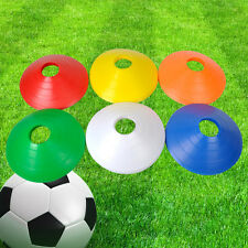 Football Soccer  Disc Cone Saucer Rugby Sport Cross Speed Training Space Marker
