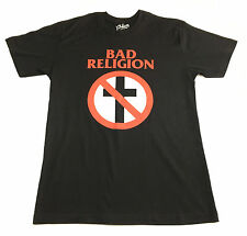 """Bad Religion """"Cross Buster"""" T-shirt Official Adult Mens Black New S,M,L,XL"""