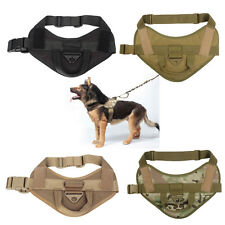 Nylon Dog Puppy Harness Leash Collar Safety Control Adjustable Pet Stops Pulling