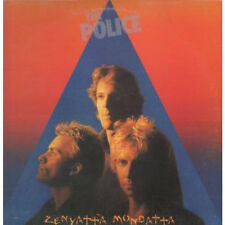 POLICE Zenyatta Mondatta LP VINYL UK A&M 1980 11 Track With Inner (Amlh64831