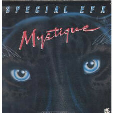 SPECIAL EFX Mystique LP VINYL German Grp 1987 9 Track With Inner Sleeve Has