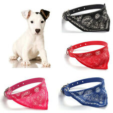Triangle Scarf Puppies Collars Neckerchief Necklace Dog