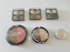 Ulta Gift Sets Eyeshadows & More ❤ 6 pieces ❤ 12 pieces ❤ NEW & Sealed