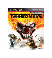 PS3 Twisted Metal PS3 (Sony PlayStation 3, 2012) Complete FREE SHIPPING