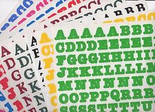 CREATIVE MEMORIES Alphabet  ABC/123  Stickers