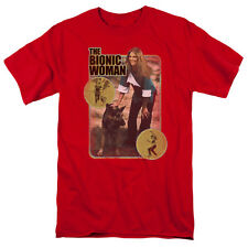 "The Bionic Woman ""Jamie And Max"" T-Shirt or Tank - Adult, Child"