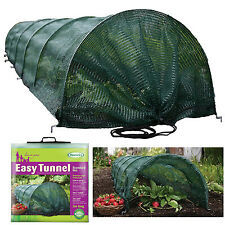 Easy Shade Net Tunnel Garden Cloche Insect Plant Row Cover Protector Standard