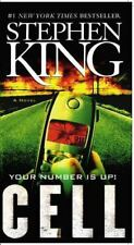 Cell by Stephen King-Horror-Large paperback-Combined shipping