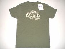 Fair Trade Certified Organic Cotton Pataloha Patagonia Honolulu T-Shirt SZ XL