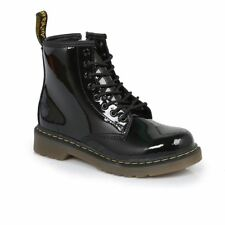 Dr. Martens Unisex Kids Delaney Youth Lace Up Boot Fashion Waterproof Comfort