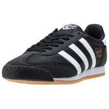 adidas Dragon Og Mens Trainers Black White New Shoes