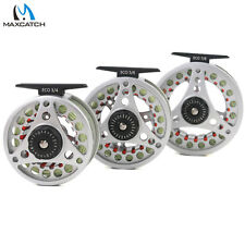 Fly Reel with Line Pre-loaded 3/4wt 5/6wt 7/8wt Aluminum Fly Fishing Reel