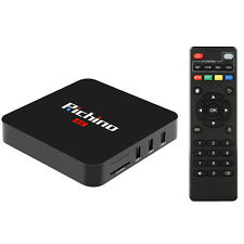 RICHINO Android 5.1 TV BOX 4K KODI Quad Core HD 1080P WIFI HDMI Player 1GB+8GB