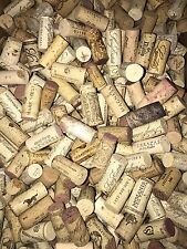 Wine Corks Natural - Used Assorted Lots of 1, 50, 100, 250, 500, 1000, 5000+