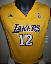 YOUTH LOS ANGELES LA LAKERS HOWARD #12 YOUTH M, L, XL  Retail Tags: $40