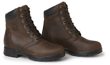 Mountain Horse Spring River Womens Lace Boot - Brown