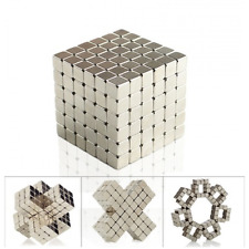 216pcs 3/4/5mm Magnet Balls Magic Square 3D Puzzle Ball Sphere Magnetic Cube Toy