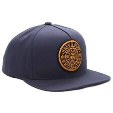 Obey 'Maximus' Snapback Cap NAVY,100%AUTHENTIC OBEY CLOTHING,BNWT,SHIPS FROM UK