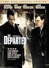 The Departed (DVD, 2007, 2-Disc Set, Special Edition)