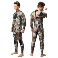 Men Wetsuit 3mm Full Body Suit Stretch Suit for Diving Swim Surfing Snorkeling