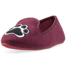 Ted Baker Ayaya Womens Slippers Burgundy New Shoes