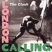 London Calling [Remaster] by The Clash (CD, Jan-2000, Epic (USA))