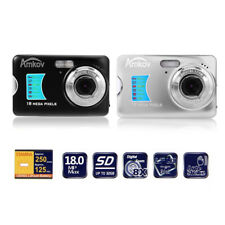 "18MP 2.7"" TFT LCD 8X Zoom Digital Camera 720P Antishake HD Camcorder Anti Shake"