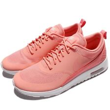 Nike Women's Air Max Thea Bright Melon/White 599409-803 Sz 6 - 10