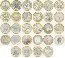 Commemorative £2 Two Pound coins