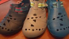 THE CHILDRENS PLACE BOYS WATER SHOES CROCS NEW SIZE 11,12,13,2 AND 4 YOUTH