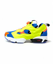 [Reebok Limitted] INSTAPUMP FURY OG SPLASH SQUIRT GUN BLUE/YELLOW Unisex BD1539