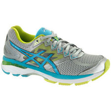 NIB Asics GT-2000 4 Women's Running Shoes Silver-Turquoise-Lime Punch Med & Wide