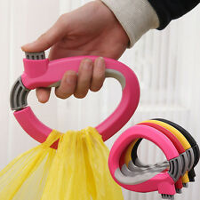 Hot Portable Carry Food Machine Handle Carry Bag Hanging Ring Shopping tool