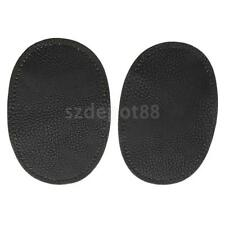 2pcs Patches Sew-On Appliqued Leather DIY Knee Elbow Patch Decor Repair Patches