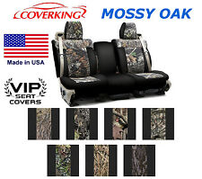 Coverking Mossy Oak Custom Seat Covers Dodge Charger