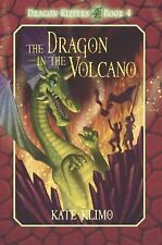 Dragon Keepers Book 4: Dragon in the Volcano by Kate Klimo c2011, Hardcover, NEW