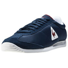 Le Coq Sportif Quartz Mens Trainers Dress Blue New Shoes