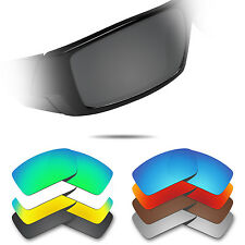 Fiskr Anti-saltwater Replacement Lenses for-0akley Gascan Sports Sunglasses