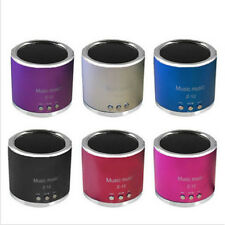 New Mini Bluetooth Speaker FM Radio USB Micro SD TF Card MP3 Player Hi-Q