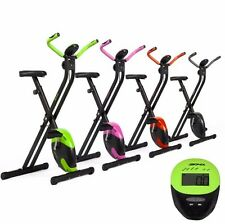 Exercise Bike Cardio Workout Weight loss Magnetic Fitness Machine Gym Home