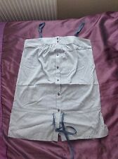 Topshop Nautical Stripe Summer Strappy Hoilday Top Size 8 Great condition