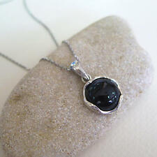 Adita NEW 925 Sterling Silver Black Onyx Necklace | HANDMADE Gemstone Necklace