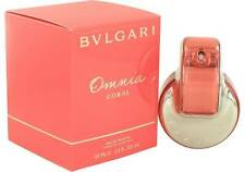 Omnia Coral by Bvlgari For Women 100% Authentic EDT Perfume Variety Volumes