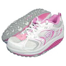 SKECHERS Limited Edition Breast Cancer Awareness Shape Ups Shoes Pink Ribbon