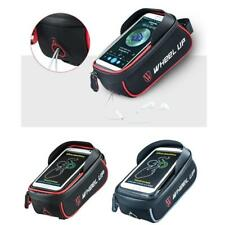 Cycling Bike Bicycle Frame Tube Mobile Phone GPS Bag Pannier Phone Pouch