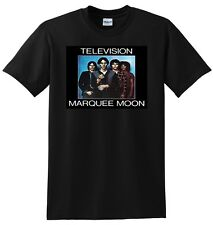 TELEVISION T SHIRT marquee moon SMALL MEDIUM LARGE or XL adult sizes