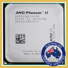 AMD Phenom II X4 945 3.0Ghz L3=6Mb Quad-Core Socket AM3 938-pin Processor